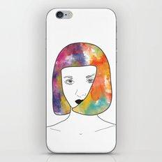 face I iPhone & iPod Skin