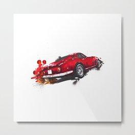 Ferrari 275 Metal Print