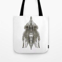 Rorschach Octopus Tote Bag