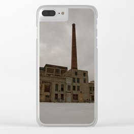 The old West Loop Clear iPhone Case