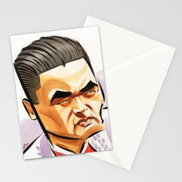 Chow Yun Fat Stationery Cards