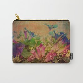 Flowers have music for those who will listen Carry-All Pouch