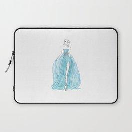 Floating Dress Laptop Sleeve