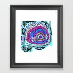 Tadpole A Framed Art Print
