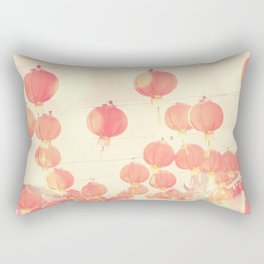 Chinatown. Los Angeles photograph Rectangular Pillow