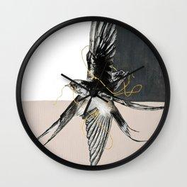Mutual Change Wall Clock