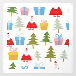 The Christmas Chronicles Classic Art Print