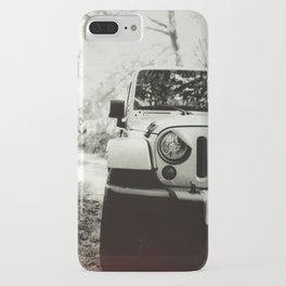 Jeep iPhone Case