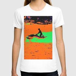 Summer Jetting - Jet Ski Fun T-shirt