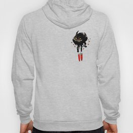 All you need is love... and guns Hoody