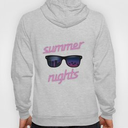 Summer nights Hoody