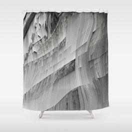 Facade Shower Curtain