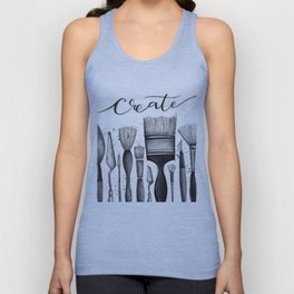 Just Create Unisex Tank Top