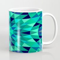 teal Mugs featuring teal. by 2sweet4words Designs
