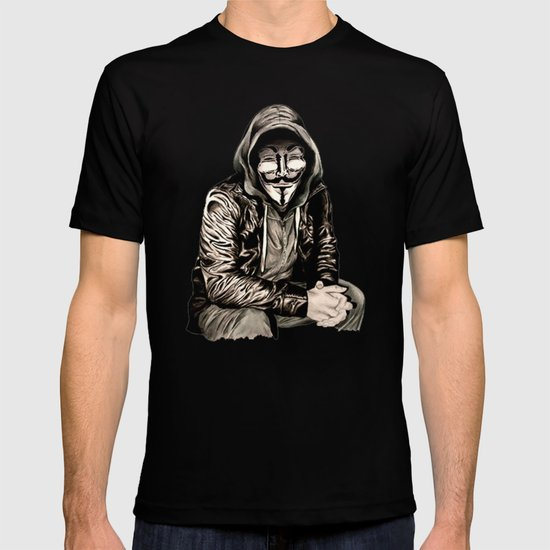 Anonymous Gangster T-shirt