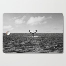Whale Tail Cutting Board