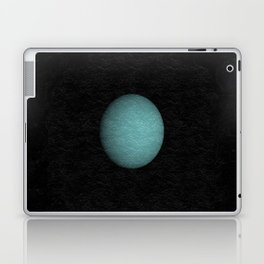 Lonely Uranus Laptop & iPad Skin