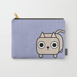 Cat Loaf - Cream Kitty Carry-All Pouch