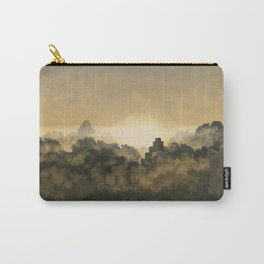 Mayan Sunrise Carry-All Pouch