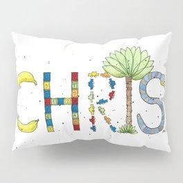 Chris Pillow Sham