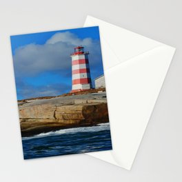 Sambro Island Lighthouse Stationery Cards