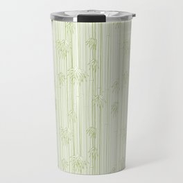 Bamboo Ornament Travel Mug