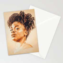 Ari Lennox Stationery Cards
