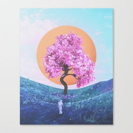 Life 2.0 Canvas Print