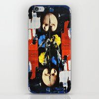 bond iPhone & iPod Skins featuring Bond by Alexander Ikhide