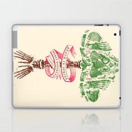 Death in Spring Laptop & iPad Skin