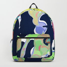 The Eyes of the Fishjelly Backpack