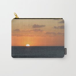 Sunset at Great Barrier Reef Carry-All Pouch
