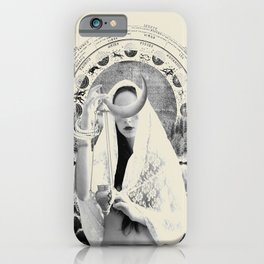 Fig. II - The High Priestess iPhone Case
