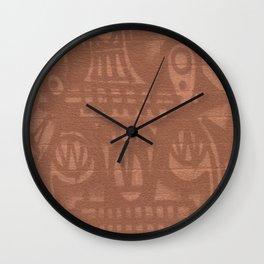 "Perdizes - Series ""Districts of São Paulo"" Wall Clock"