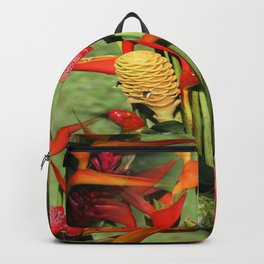 Torch Ginger ... By LadyShalene Backpack