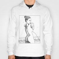 apollonia Hoodies featuring asc 594 - Les amatrices I by From Apollonia with Love