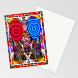 The Big Law Judge Stationery Cards