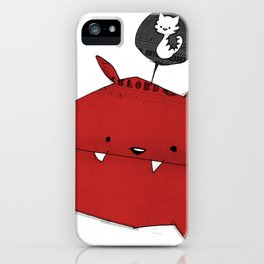 minima - rawr 03 iPhone Case