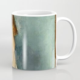 "Amedeo Modigliani ""Monsieur Baranowski"" Coffee Mug"