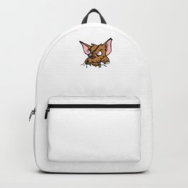 Pirate Cat Backpack