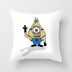 Monion Throw Pillow