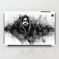 tupac iPad Cases featuring 2Pac Illustration by Skillmatik by Mr Skillmatik