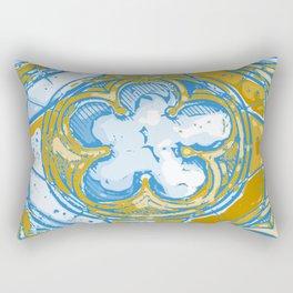 Cinquefoil 3 Rectangular Pillow
