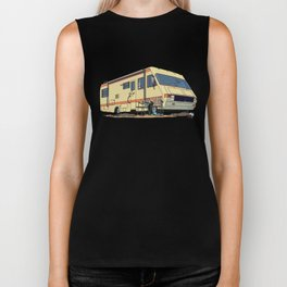 Crystal Ship Biker Tank