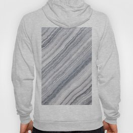Grey Marble Hoody