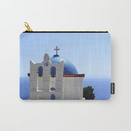 Blue Top Church Carry-All Pouch