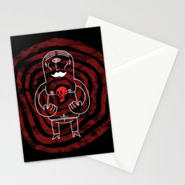 The Lonely Cyclops of Skull Isle Stationery Cards