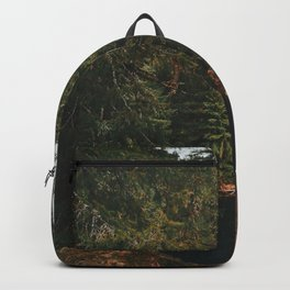 McKenzie River Trail - Blue Pool Backpack