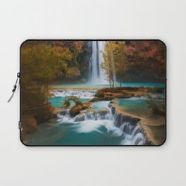 Havasu Falls Arizona Laptop Sleeve