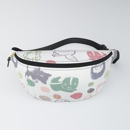 Baby Animals Fanny Pack